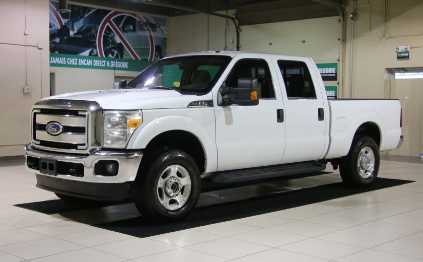 2012 Ford F250 XLT 4WD AUTO A/C GR ELECT MAGS #2