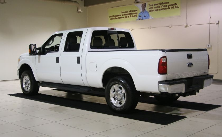 2012 Ford F250 XLT 4WD AUTO A/C GR ELECT MAGS #4