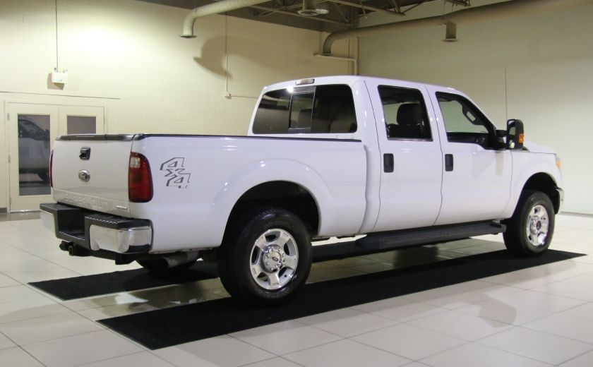 2012 Ford F250 XLT 4WD AUTO A/C GR ELECT MAGS #6