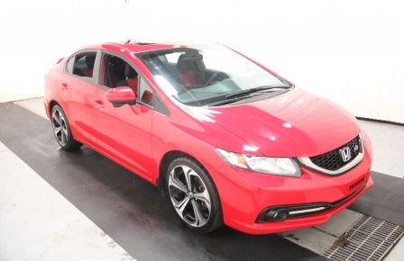 2014 Honda Civic Si A/C TOIT MAGS BLUETOOTH NAV in Terrebonne