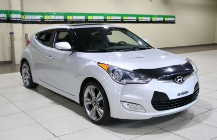 2012 Hyundai Veloster A/C GR ELECT TOIT MAGS BLUETOOTH NAV in Longueuil