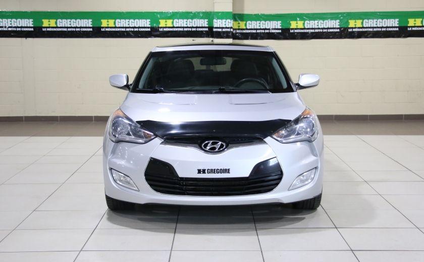 2012 Hyundai Veloster A/C GR ELECT TOIT MAGS BLUETOOTH NAV #1