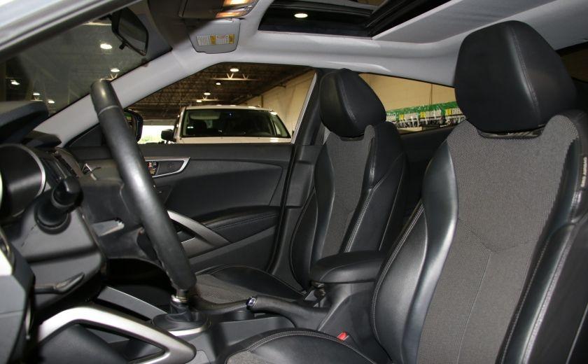 2012 Hyundai Veloster A/C GR ELECT TOIT MAGS BLUETOOTH NAV #10