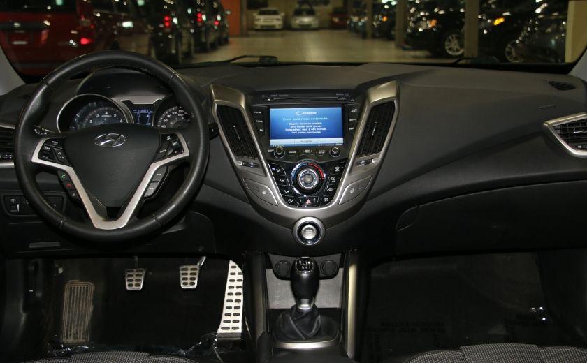 2012 Hyundai Veloster A/C GR ELECT TOIT MAGS BLUETOOTH NAV #13