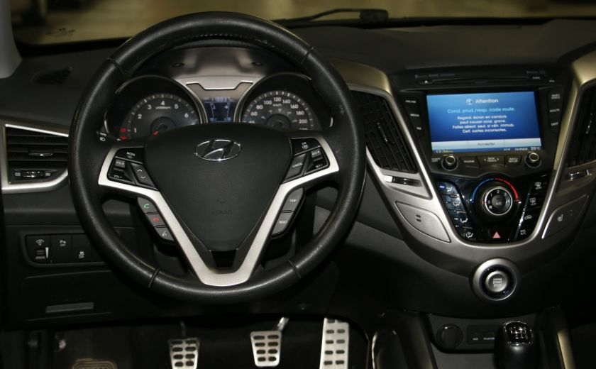 2012 Hyundai Veloster A/C GR ELECT TOIT MAGS BLUETOOTH NAV #14