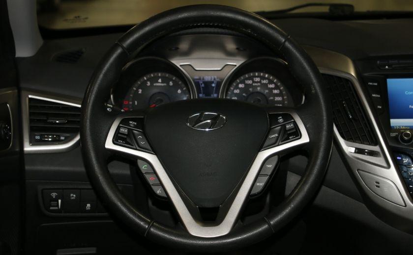 2012 Hyundai Veloster A/C GR ELECT TOIT MAGS BLUETOOTH NAV #15