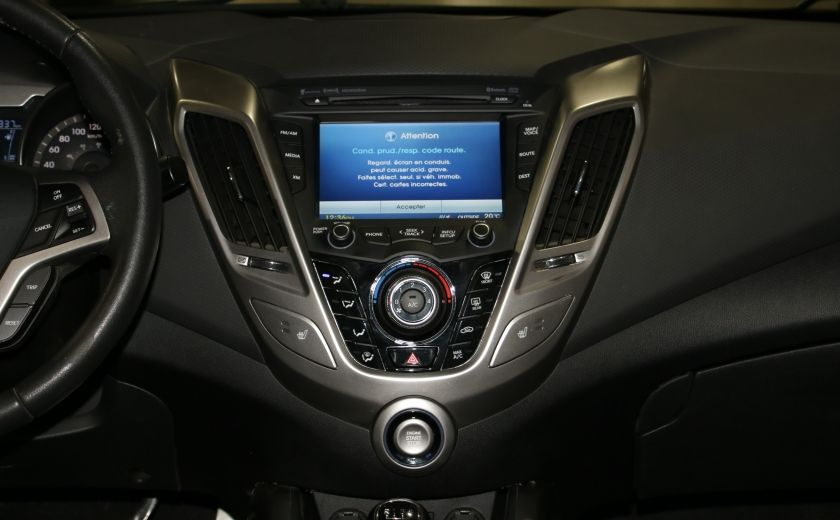2012 Hyundai Veloster A/C GR ELECT TOIT MAGS BLUETOOTH NAV #16