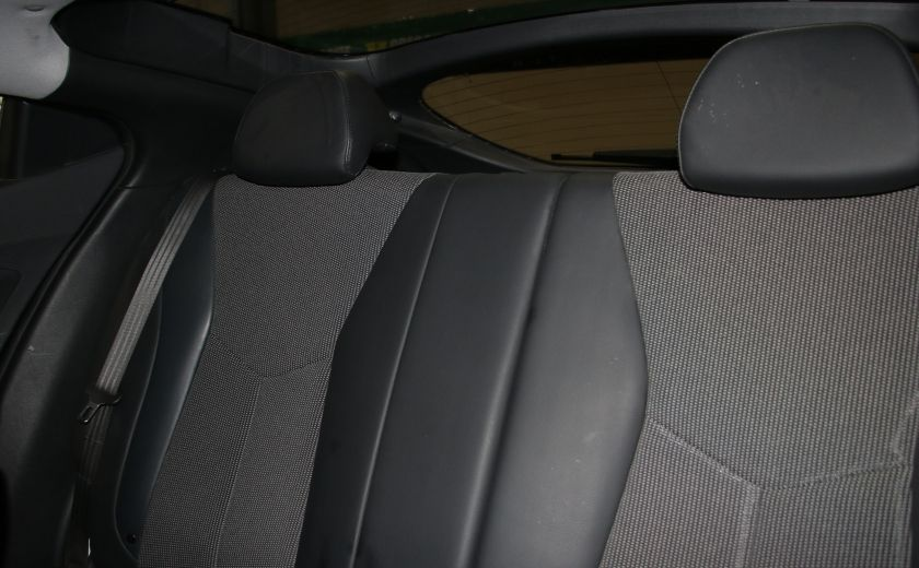 2012 Hyundai Veloster A/C GR ELECT TOIT MAGS BLUETOOTH NAV #21