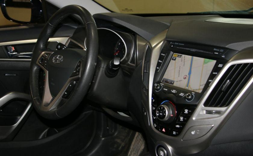 2012 Hyundai Veloster A/C GR ELECT TOIT MAGS BLUETOOTH NAV #25