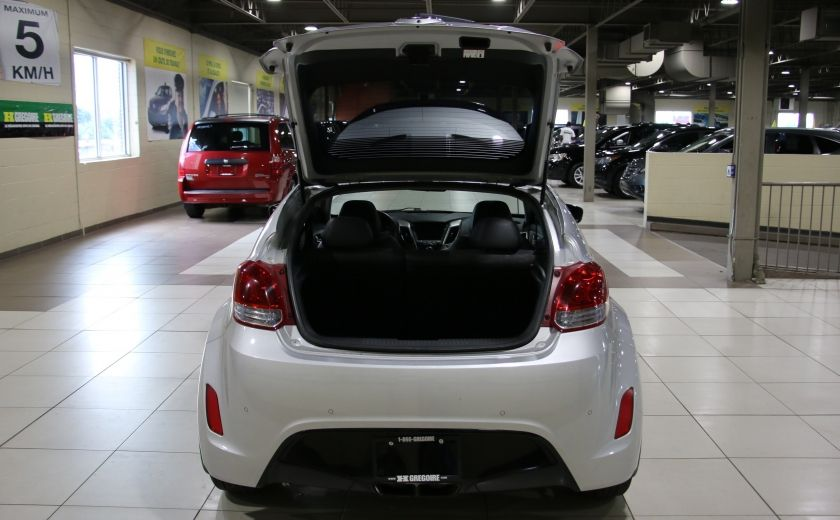 2012 Hyundai Veloster A/C GR ELECT TOIT MAGS BLUETOOTH NAV #29