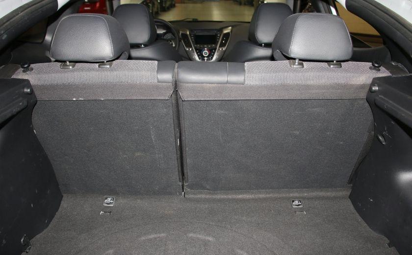 2012 Hyundai Veloster A/C GR ELECT TOIT MAGS BLUETOOTH NAV #30