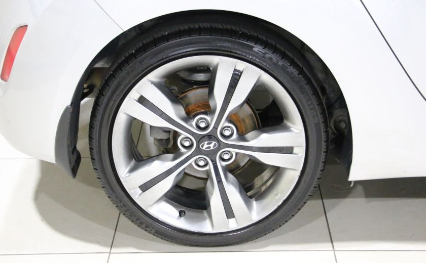 2012 Hyundai Veloster A/C GR ELECT TOIT MAGS BLUETOOTH NAV #32