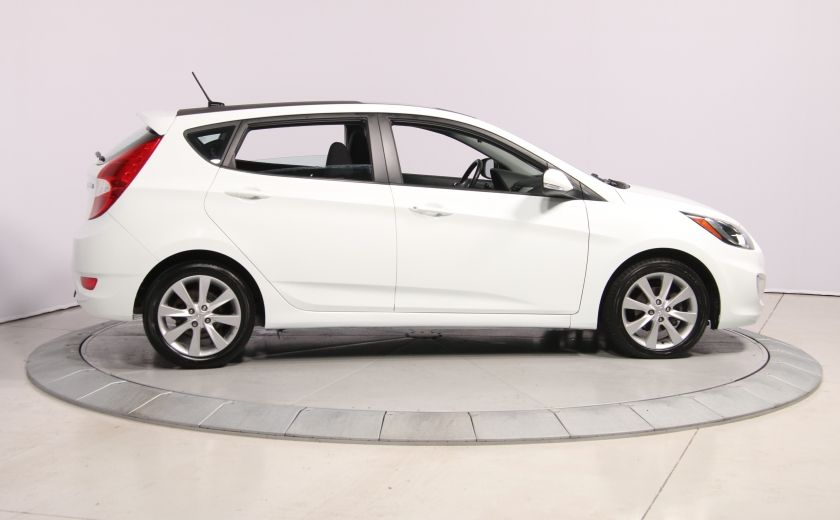 2013 Hyundai Accent GLS HB A/C TOIT  MAGS BLUETHOOT #7