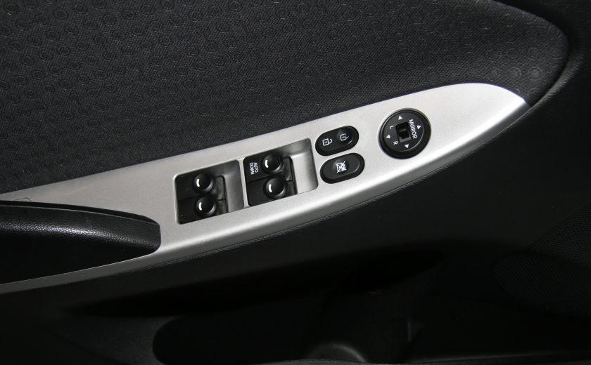 2013 Hyundai Accent GLS HB A/C TOIT  MAGS BLUETHOOT #10