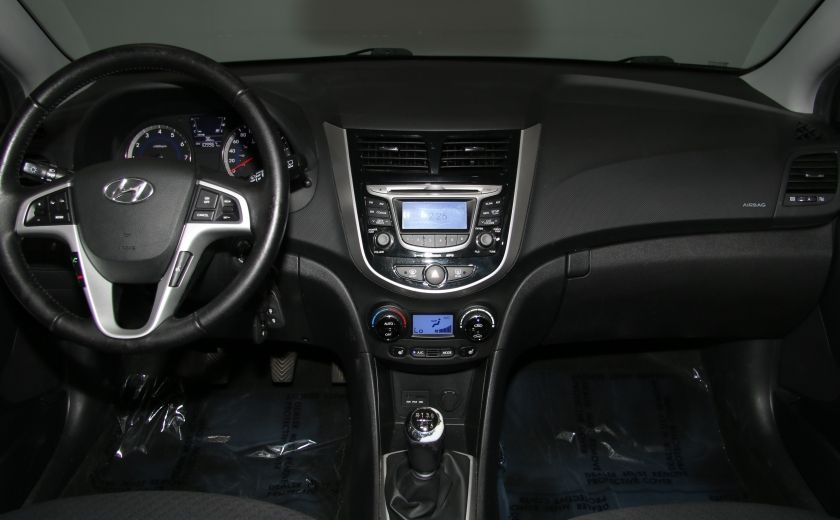 2013 Hyundai Accent GLS HB A/C TOIT  MAGS BLUETHOOT #12