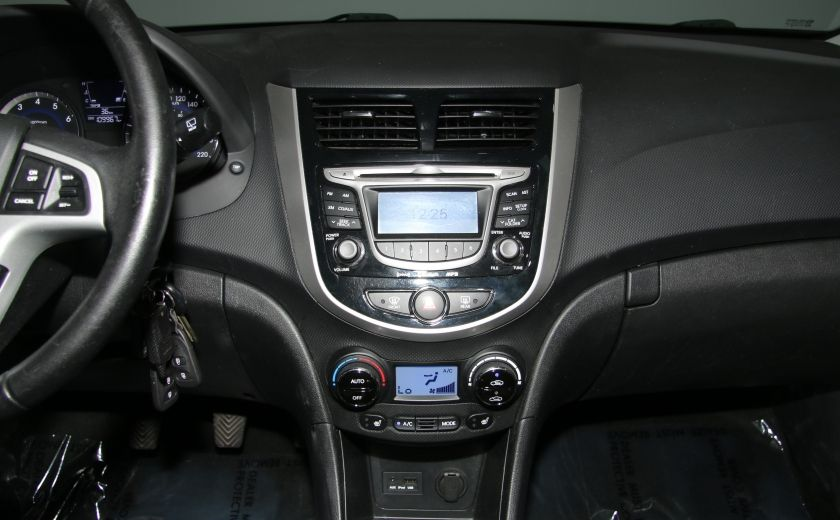 2013 Hyundai Accent GLS HB A/C TOIT  MAGS BLUETHOOT #15