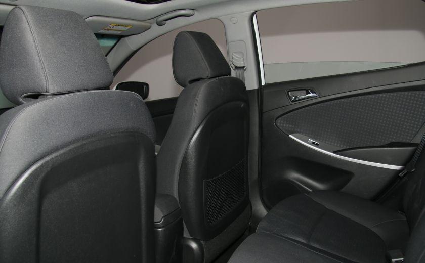 2013 Hyundai Accent GLS HB A/C TOIT  MAGS BLUETHOOT #17