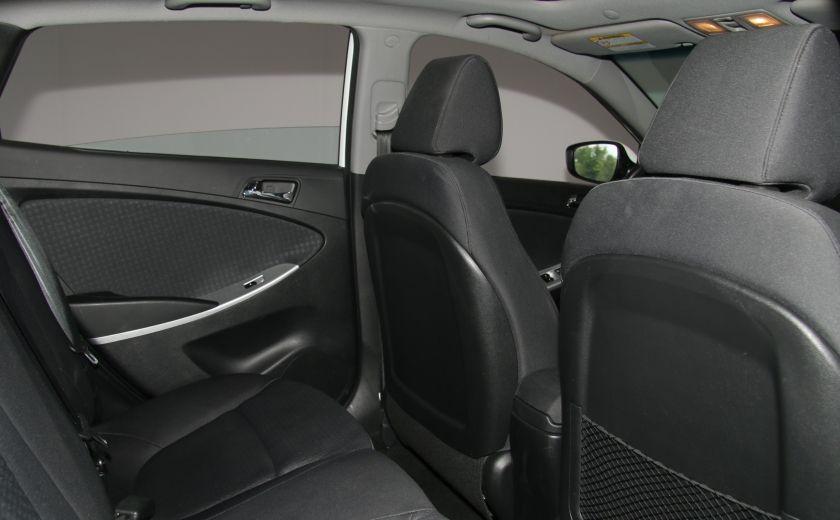 2013 Hyundai Accent GLS HB A/C TOIT  MAGS BLUETHOOT #19
