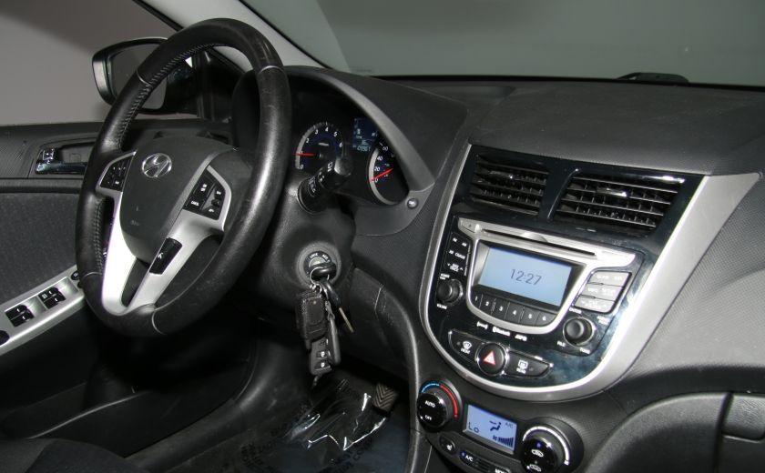 2013 Hyundai Accent GLS HB A/C TOIT  MAGS BLUETHOOT #22
