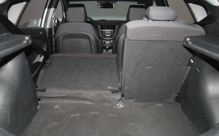 2013 Hyundai Accent GLS HB A/C TOIT  MAGS BLUETHOOT #29