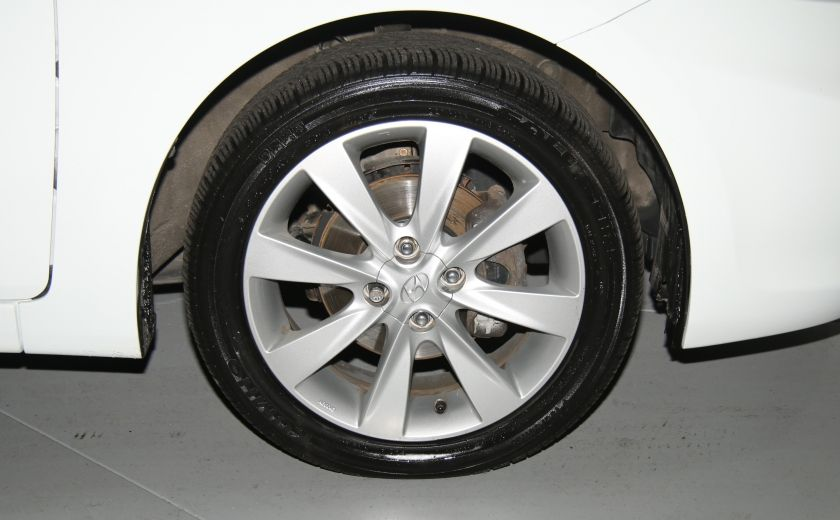 2013 Hyundai Accent GLS HB A/C TOIT  MAGS BLUETHOOT #30