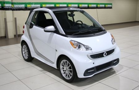 2013 Smart Fortwo Passion AUTO A/C GR ELECT CONVERTIBLE MAGS in Drummondville