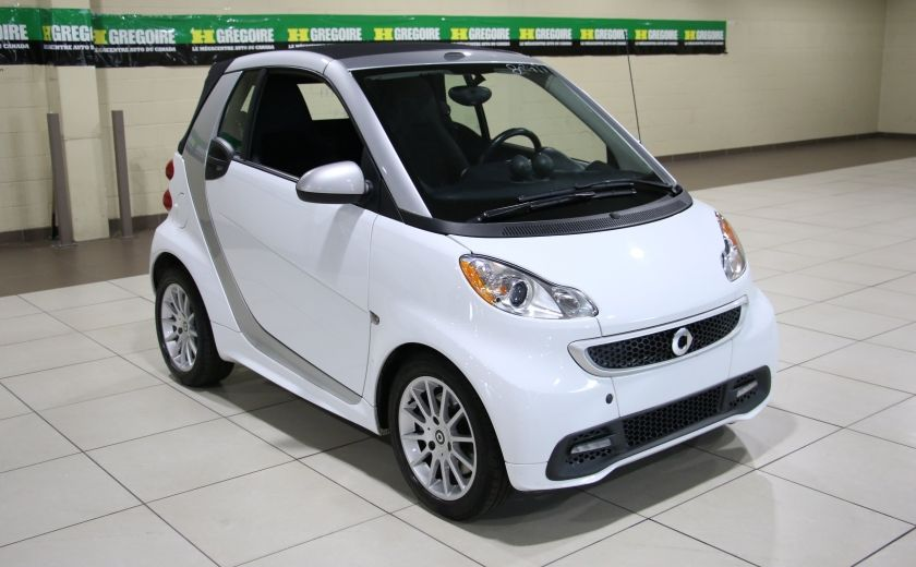 2013 Smart Fortwo Passion AUTO A/C GR ELECT CONVERTIBLE MAGS #0