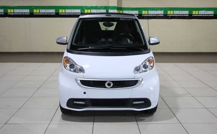 2013 Smart Fortwo Passion AUTO A/C GR ELECT CONVERTIBLE MAGS #1