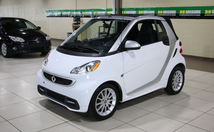 2013 Smart Fortwo Passion AUTO A/C GR ELECT CONVERTIBLE MAGS #2