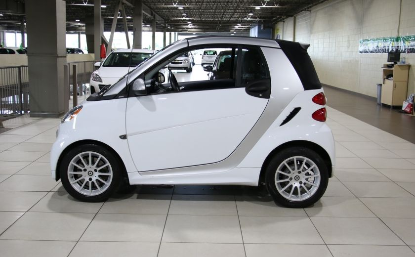 2013 Smart Fortwo Passion AUTO A/C GR ELECT CONVERTIBLE MAGS #3