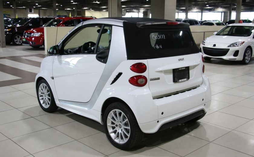 2013 Smart Fortwo Passion AUTO A/C GR ELECT CONVERTIBLE MAGS #4