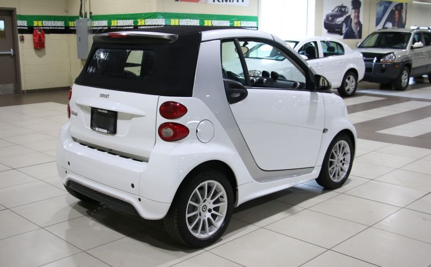 2013 Smart Fortwo Passion AUTO A/C GR ELECT CONVERTIBLE MAGS #6