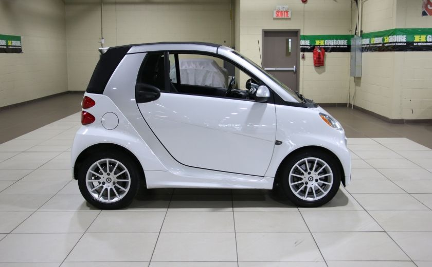 2013 Smart Fortwo Passion AUTO A/C GR ELECT CONVERTIBLE MAGS #7