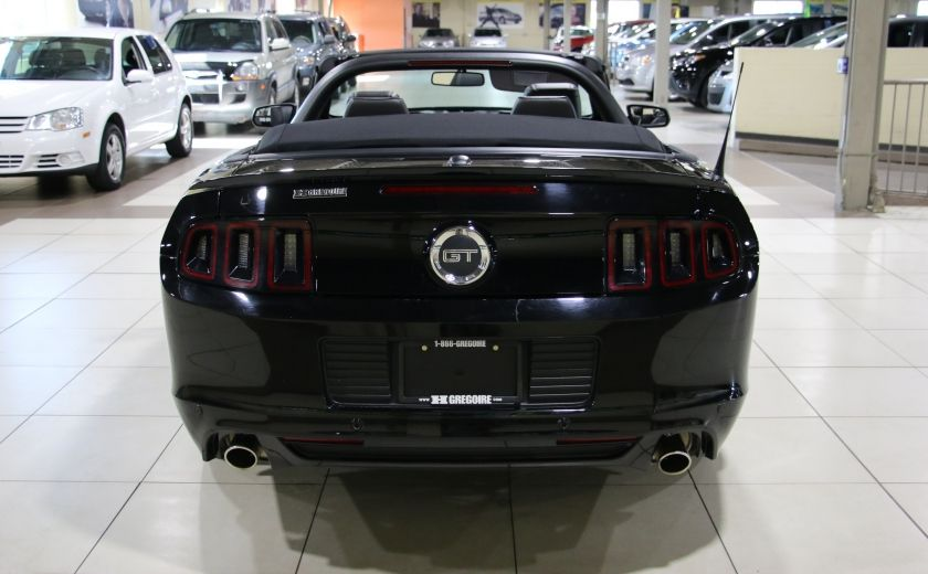 2013 Ford Mustang GT 5.0L AUTO A/C CUIR TOIT MOU MAGS #5