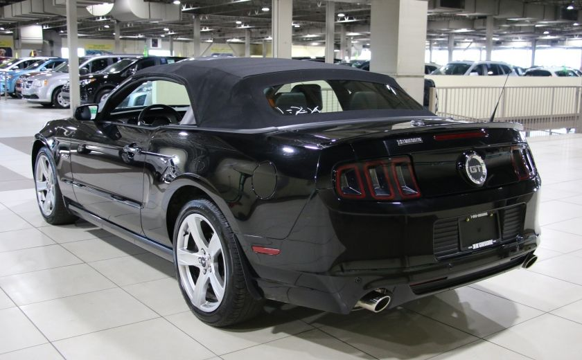 2013 Ford Mustang GT 5.0L AUTO A/C CUIR TOIT MOU MAGS #10