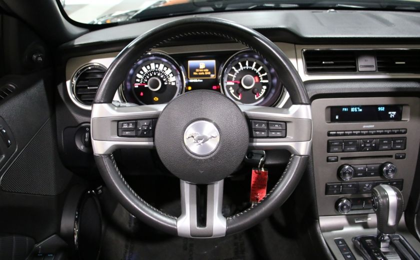 2013 Ford Mustang GT 5.0L AUTO A/C CUIR TOIT MOU MAGS #19
