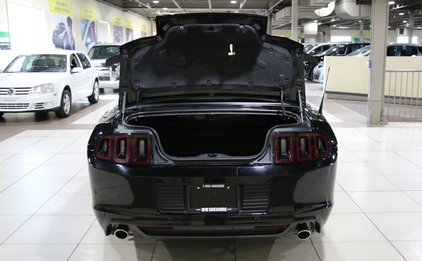 2013 Ford Mustang GT 5.0L AUTO A/C CUIR TOIT MOU MAGS #30
