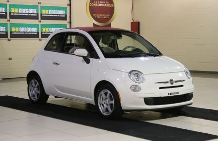 2013 Fiat 500 Pop A/C MAGS in Longueuil