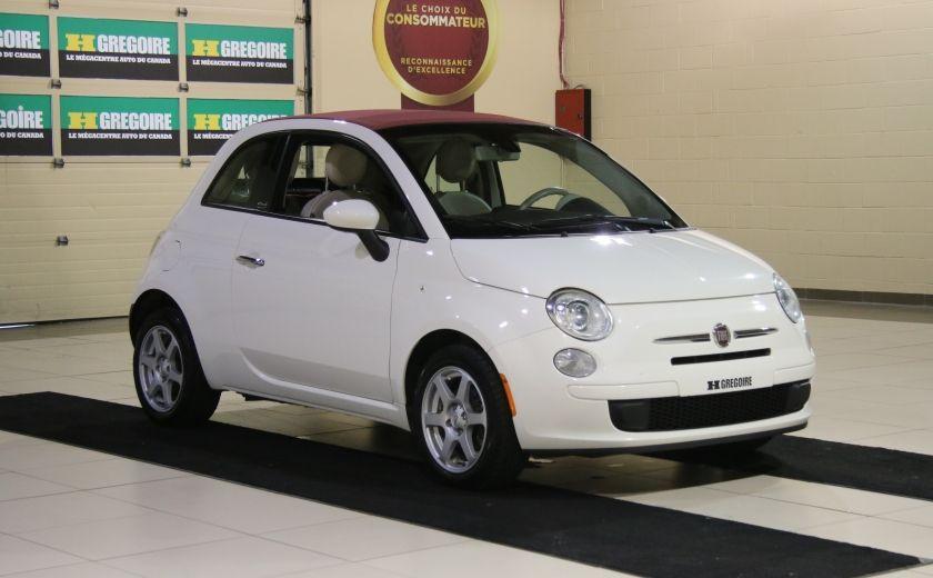 2013 Fiat 500 Pop A/C MAGS #0