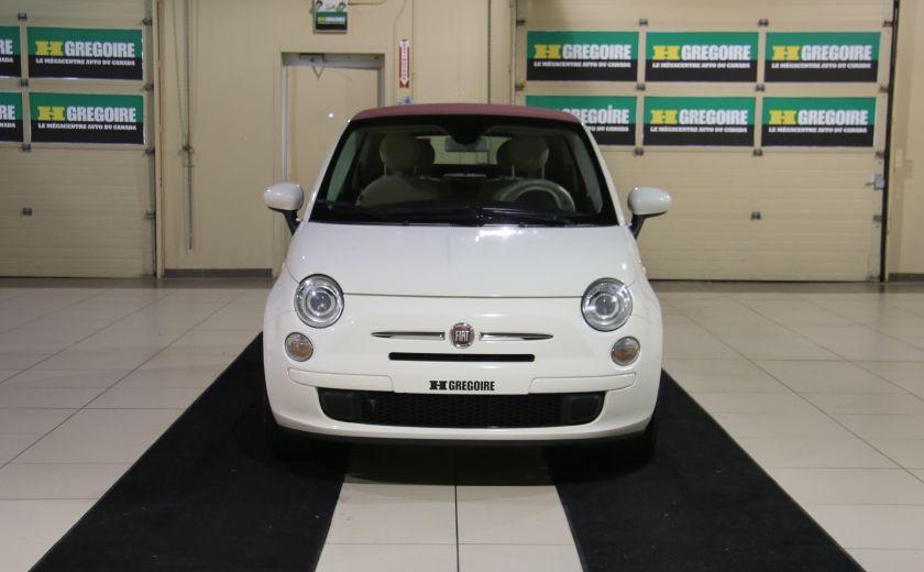 2013 Fiat 500 Pop A/C MAGS #1