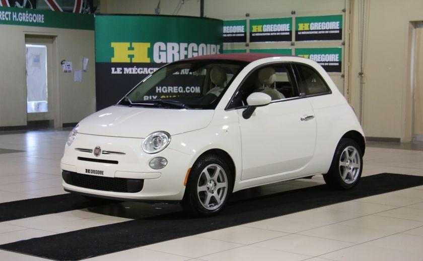 2013 Fiat 500 Pop A/C MAGS #2