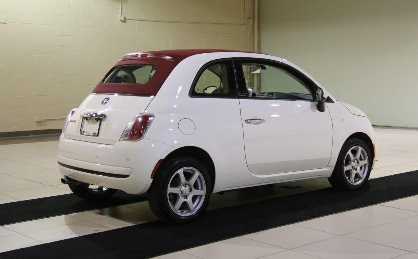 2013 Fiat 500 Pop A/C MAGS #6