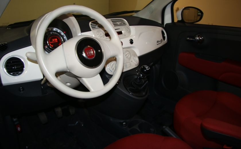 2013 Fiat 500 Pop A/C MAGS #11