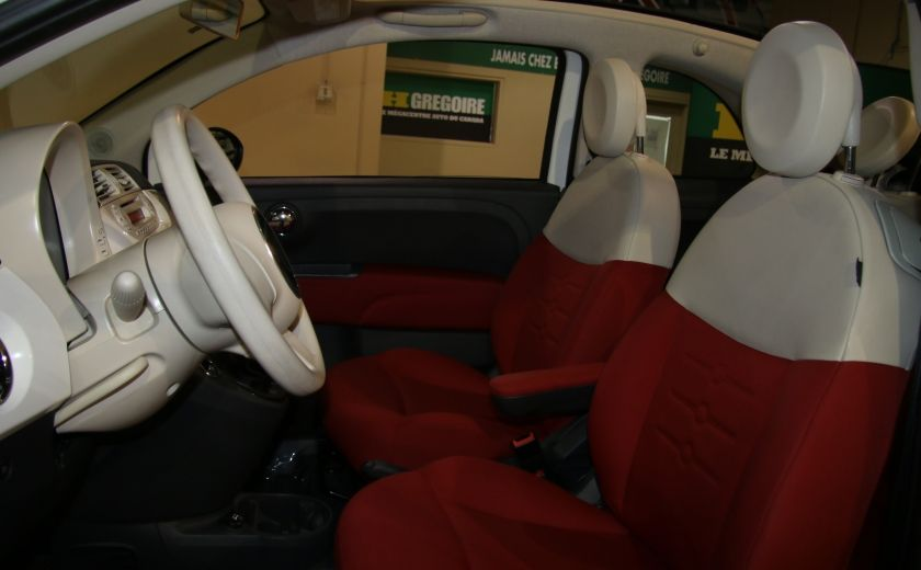 2013 Fiat 500 Pop A/C MAGS #12