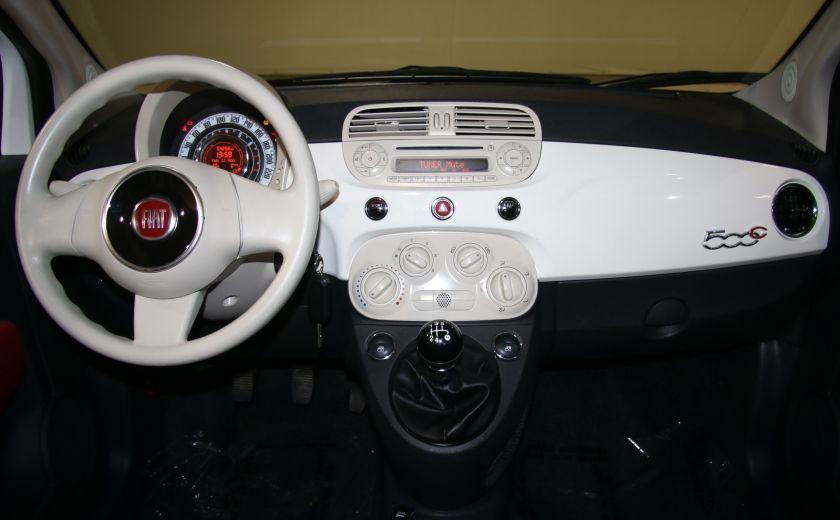 2013 Fiat 500 Pop A/C MAGS #14