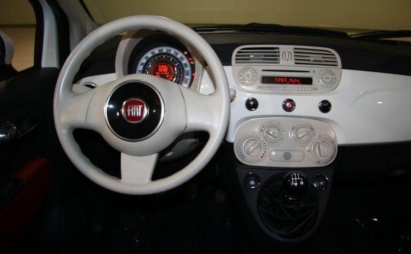 2013 Fiat 500 Pop A/C MAGS #15