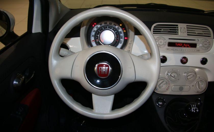 2013 Fiat 500 Pop A/C MAGS #16
