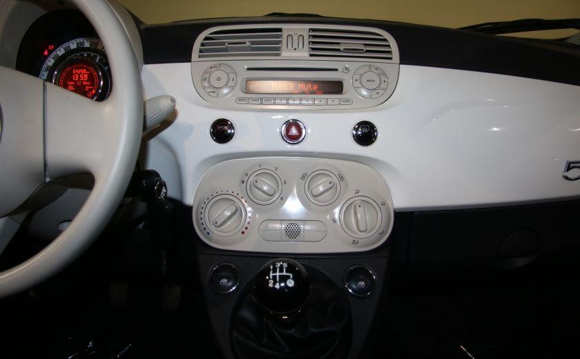 2013 Fiat 500 Pop A/C MAGS #17