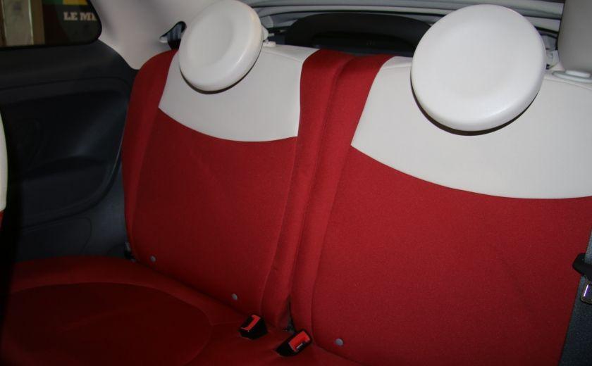 2013 Fiat 500 Pop A/C MAGS #20