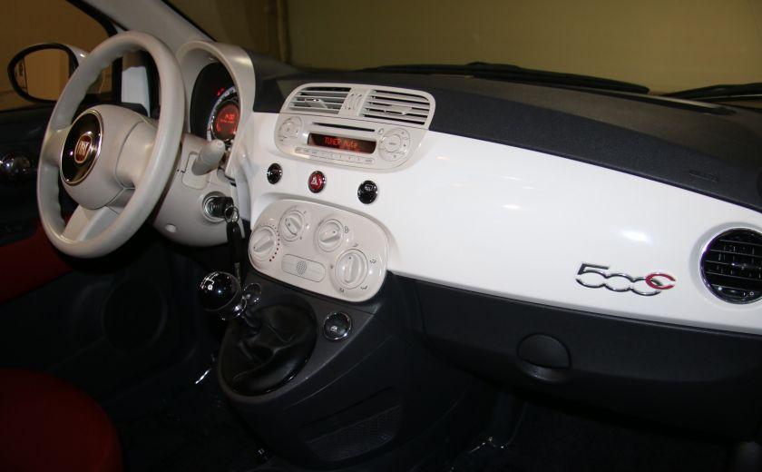2013 Fiat 500 Pop A/C MAGS #22